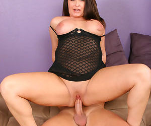 Mature fatty Maya is a mom everybody would like to fuck hard