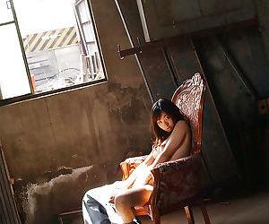 Loveable asian teen Hikaru Koto revealing her amazingly tempting body