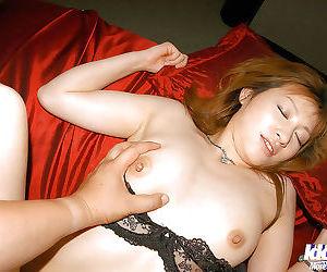 Petite asian slut gets her unshaven cunt drilled hardcore