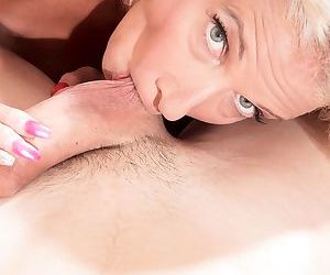 Busty mature woman Brooklynn Rayne gets banged by a peeping tom