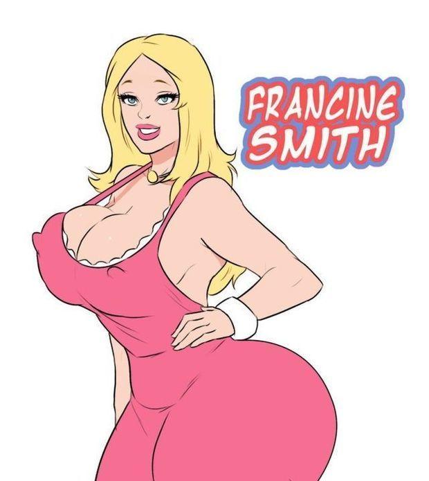 Francine Smith by Jay Marvel