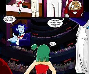 Dante Mondego- Evil Coronation