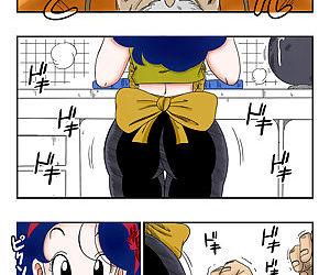 Hard na Oshigoto! Its hard work!