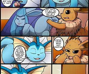 Oversexed Eeveelutions Full HD - part 2