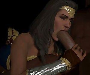 Diana Bruce BMWW WonderBat - Injustice/Injustice2/Arkham/DC - part 6