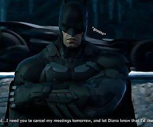 Diana Bruce BMWW WonderBat - Injustice/Injustice2/Arkham/DC