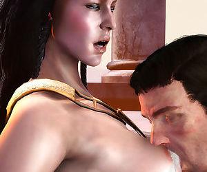 Diana Bruce BMWW WonderBat - Injustice/Injustice2/Arkham/DC - part 3