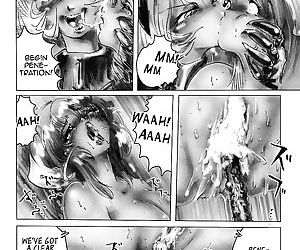 Seijuu Shoujo Sen Vaginass Kanzenban - Sexbeast Fight Vaginass - part 3