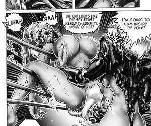 Seijuu Shoujo Sen Vaginass Kanzenban - Sexbeast Fight Vaginass - part 7