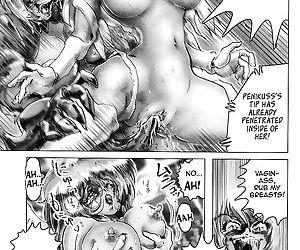 Seijuu Shoujo Sen Vaginass Kanzenban - Sexbeast Fight Vaginass - part 9