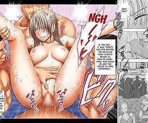 Chikan Otori Sousakan Kyouka Ch. 3 ~Zecchou o Yurusarenai Onna ni Itsumademo Tsuzuku Kairaku Jigoku~ - part 2