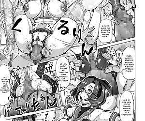 Negative Kanako-sensei - part 2