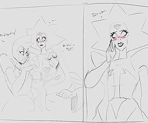 Thick Diamonds Sketches - part 2