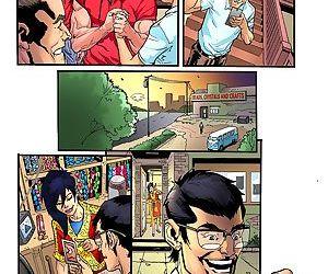 Mind Control Comics - Door to Door