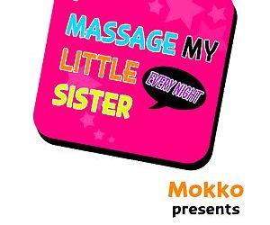 I Massage My Sister Every Night Ch 1-37 - part 4