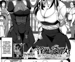 Inma no Mikata! Succubis Supporter!