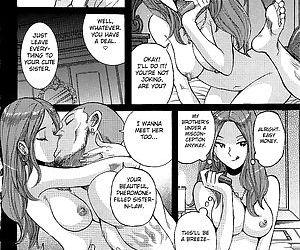 Nympho Maman Boshi Soukan - Mama no Shikyuu wa Boku no Mono Ch. 1-13 - part 3