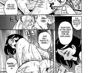 Nympho Maman Boshi Soukan - Mama no Shikyuu wa Boku no Mono Ch. 1-13 - part 7