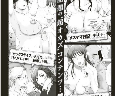 COMIC Shitsurakuten 2018-06 - part 16