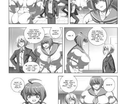 Danganronpa Another Universe: Ultra Muscle Girls - part 2