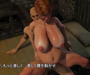 Edge Systems Insect Huntress Saki Hell of Lewd Insects - part 19