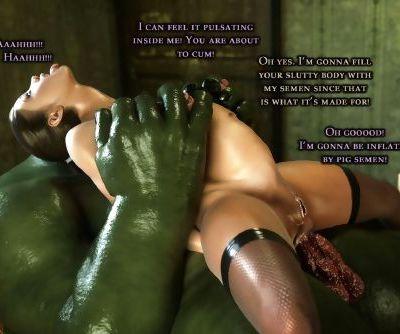 Demon Hunter Diana Chapter 2 - part 2