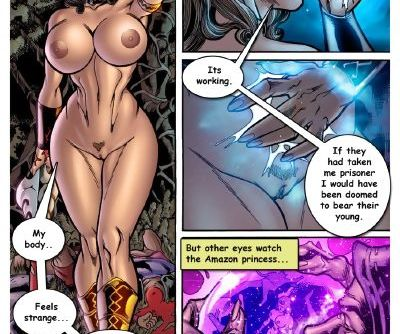 Dangerbabe Central- Xera – Amazon Princess