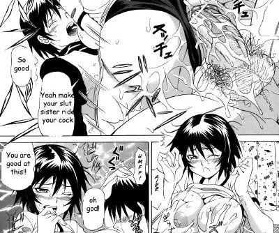 Hentai- Sister's Slut Influenza