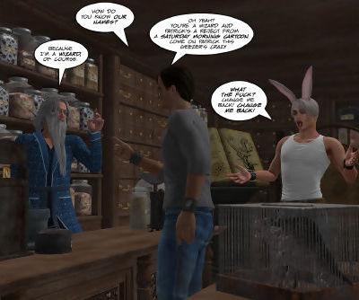 SturkWurk- Rabbits Foot