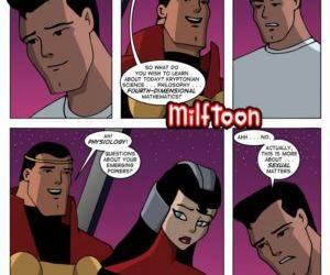 Milftoon – Safe Sex
