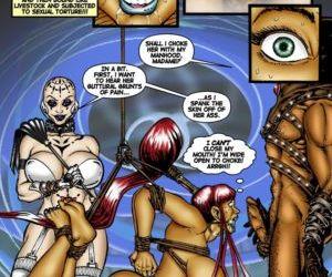 Alien Huntress 16-20