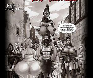 Linda & Cervolex- Vampire Huntress Vol 4