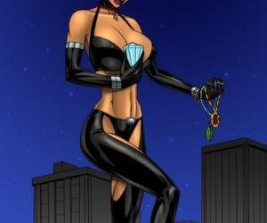 DeucesWorld- Esha the Thief- Markov Diamond