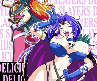 PalComix- Slayers Delicious