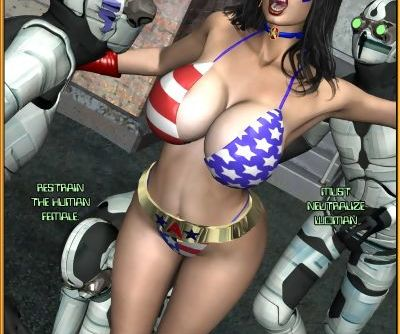 Miss Americana vs Geek II – 3D-Smart Weapon