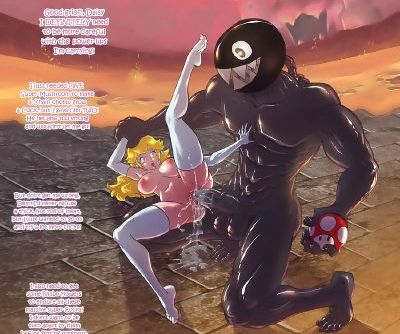 Super Mario Bros – Peach Pregnancy Project