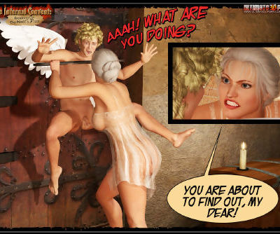 Ultimate3Dporn- The infernal content – Knocking on hell's door