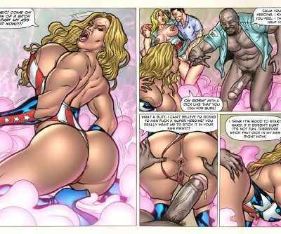 Superheroine Central Gallery