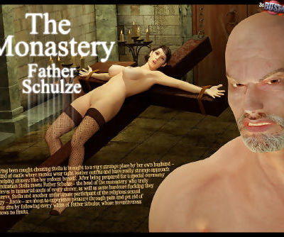 3dBDSMdungeon- The Monastery – Father Shulze