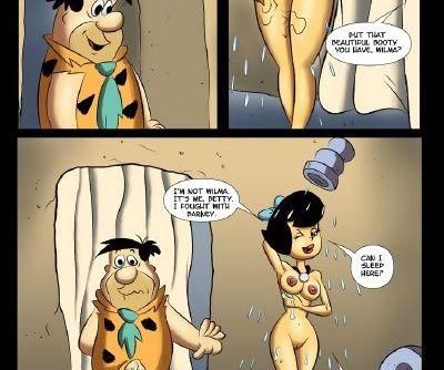 The Flintstones- Wife Swap