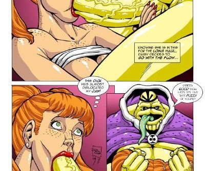Abducting Daisy 1-2