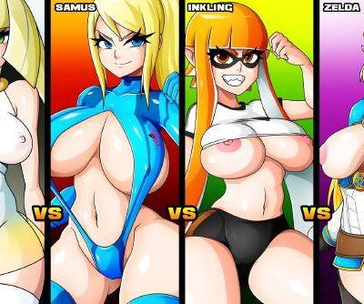 Witchking00- Smash Bros Extreme