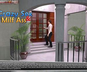 Crazy Sex and MILF Ass