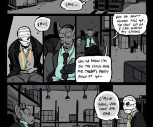Mr Invisible & The Chancellors Dream 1