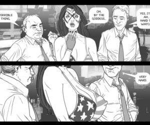 Ms Americana VS The Satyr - part 2