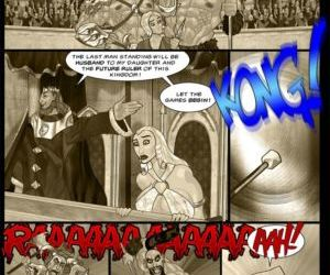 The Savage Sword Of Sharona 3 - Throne O… - part 2