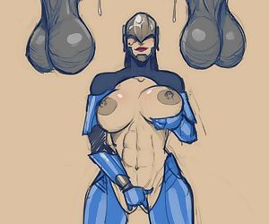 Superslut - Pharah - part 3