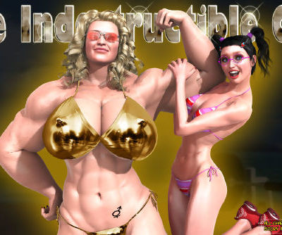 Piltikitron- The Indestructible Girl