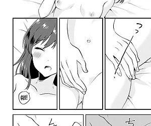 Nyotaika Kyoudai ~Kyoudai de Oppai no Yawarakasa ga Chigau tte Honto!?~ - part 3