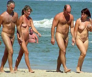 Nextdoor wives love sucking cocks on the beach - part 1275